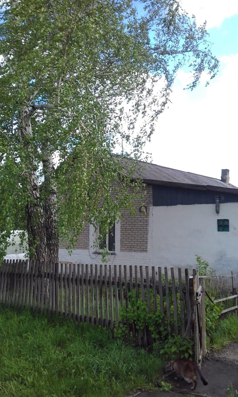Дом на продажу по адресу Россия, Алтайский край, р-н. Косихинский, п. Украинский, ул. Московская