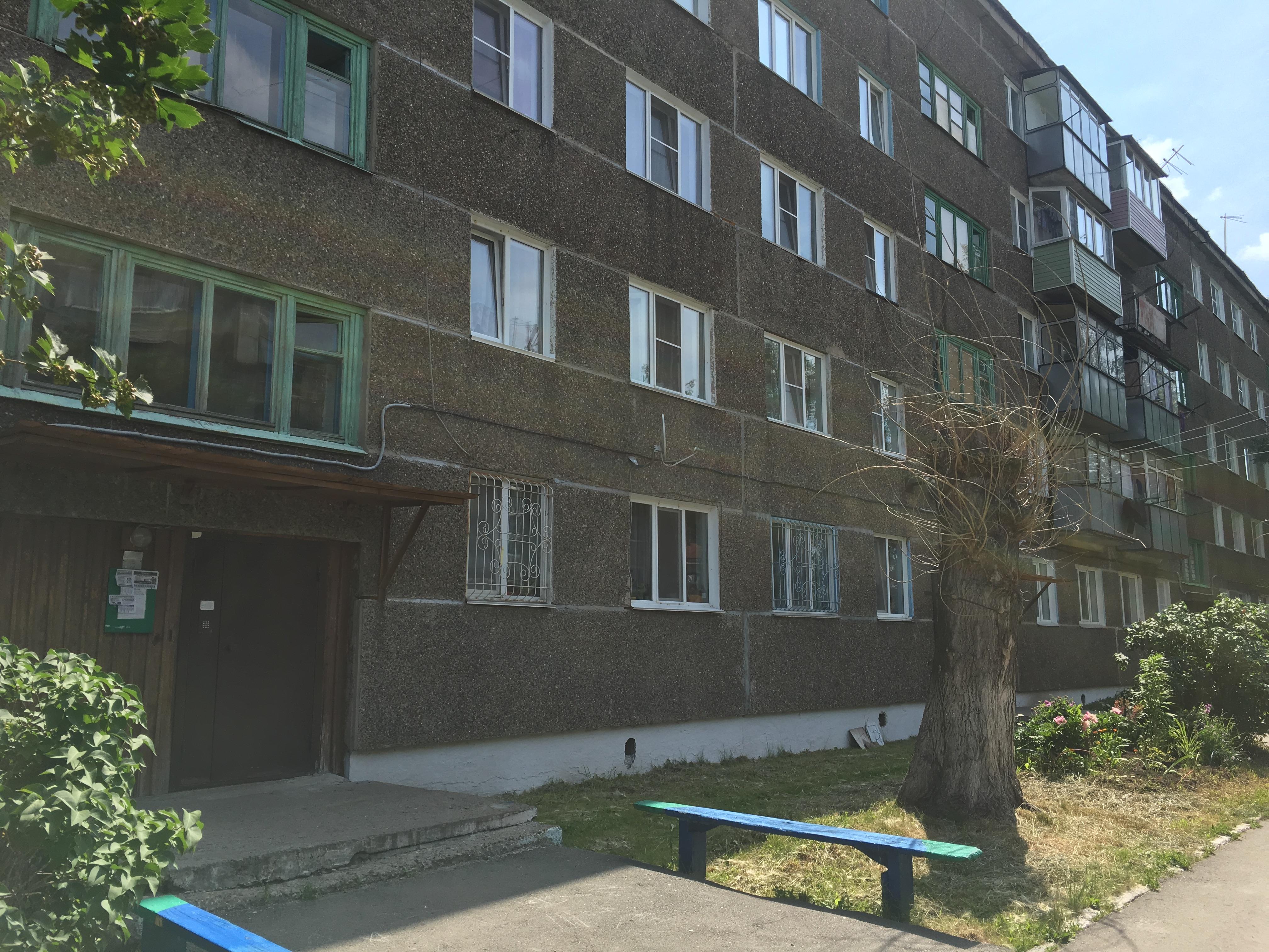 Квартира на продажу по адресу Россия, Алтайский край, Новоалтайск, ул. Юбилейная, 13