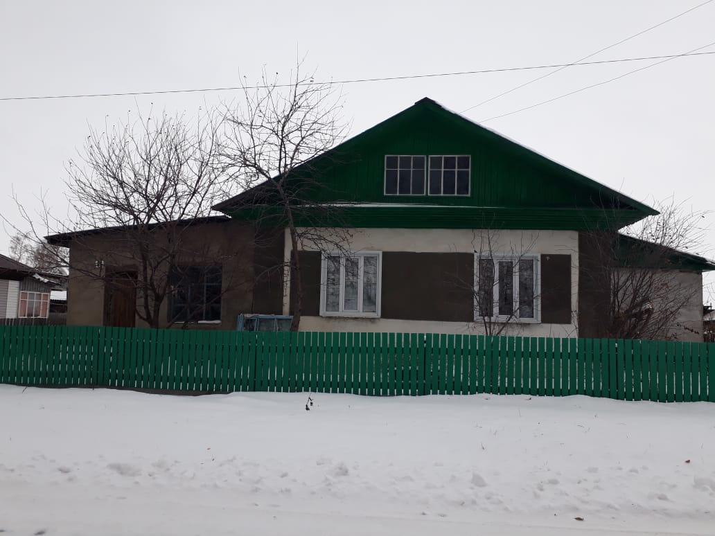 Дом на продажу по адресу Россия, Алтайский край, р-н. Мамонтовский, с. Мамонтово, ул. Советская
