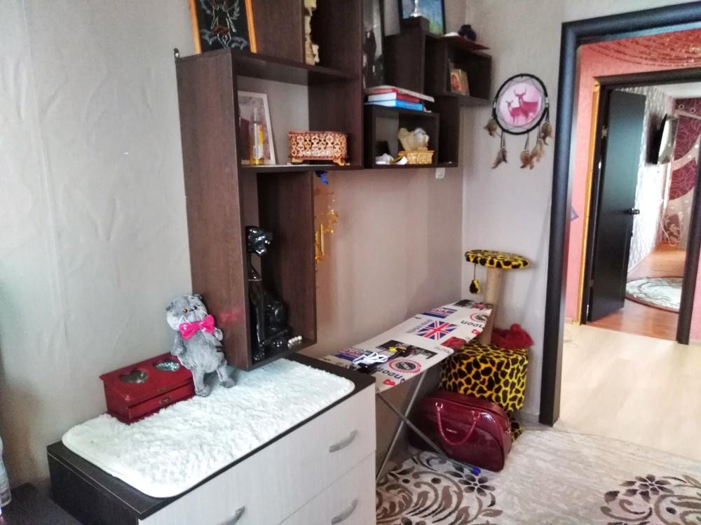 Квартира на продажу по адресу Россия, Алтайский край, Новоалтайск, мкр. Дорожник, 9